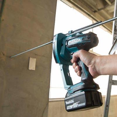 Makita introduce 14 4V/18V LXT brushless threaded rod cutter