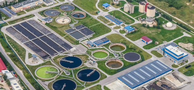 Wastewater Treatment Ventilation: Polypropylene vs